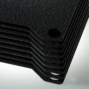 BECO® ACF 07 Activated Carbon Depth Filter Sheets