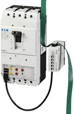 NZM Circuit Breaker with SWD 150